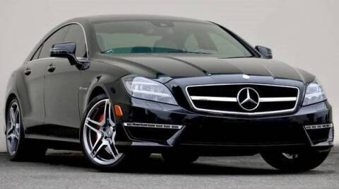 2013 Mercedes-Benz CLS for sale at MS Motors in Portland OR