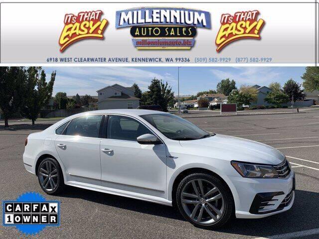 2017 Volkswagen Passat for sale at Millennium Auto Sales in Kennewick WA