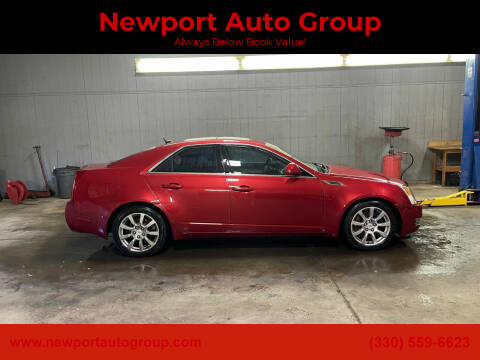 2008 Cadillac CTS for sale at Newport Auto Group Boardman in Boardman OH