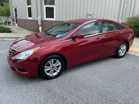 2011 Hyundai Sonata for sale at AMERICAR INC in Laurel MD