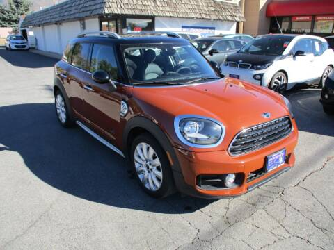 2017 MINI Countryman for sale at Autobahn Motors Corp in Bountiful UT