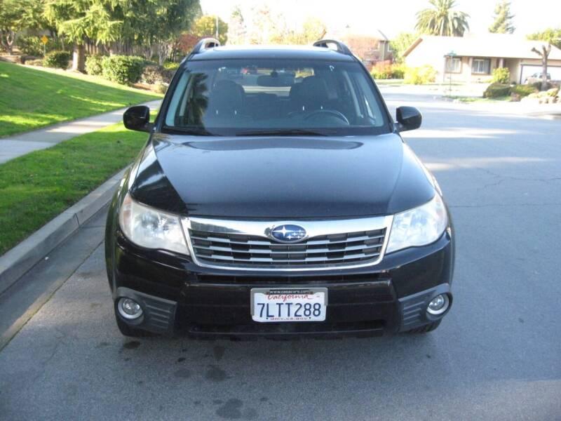 2009 Subaru Forester for sale at StarMax Auto in Fremont CA