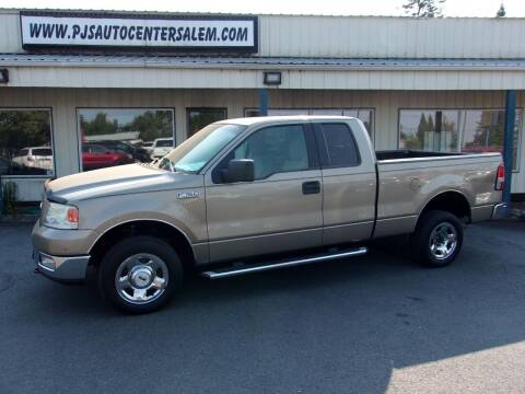 2004 Ford F-150 for sale at PJ's Auto Center in Salem OR