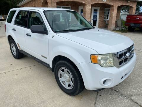 2008 Ford Escape for sale at MITCHELL AUTO ACQUISITION INC. in Edgewater FL
