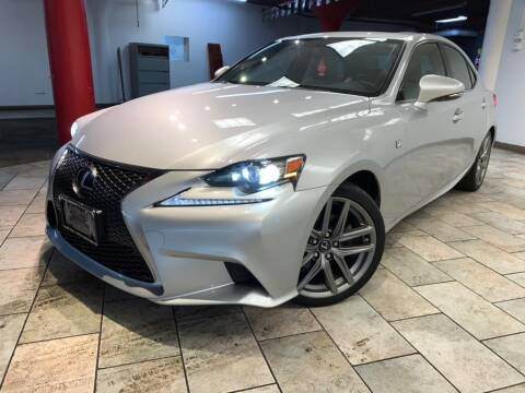 2015 Lexus IS 250 for sale at EUROPEAN AUTO EXPO in Lodi NJ