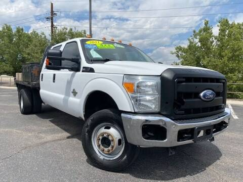 2011 Ford F-350 Super Duty for sale at UNITED Automotive in Denver CO