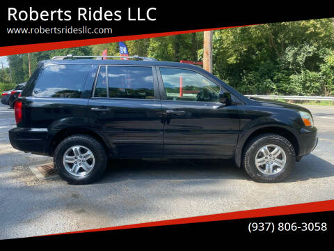 2005 Honda Pilot for sale at Roberts Rides LLC in Franklin OH