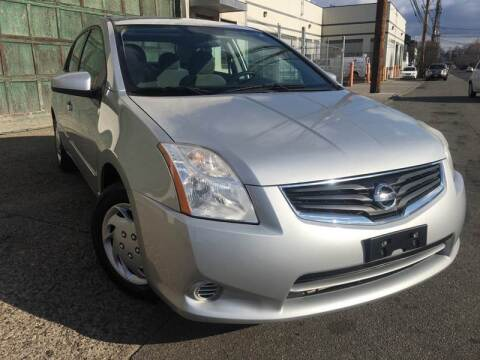 2010 Nissan Sentra for sale at Illinois Auto Sales in Paterson NJ