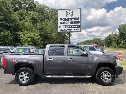 2011 Chevrolet Silverado 1500 for sale at Momentum Motor Group in Lancaster SC