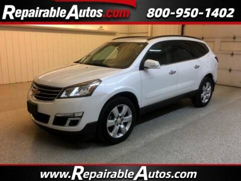 2017 Chevrolet Traverse for sale at Ken's Auto in Strasburg ND