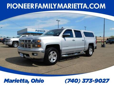 2015 Chevrolet Silverado 1500 for sale at Pioneer Family preowned autos in Williamstown WV