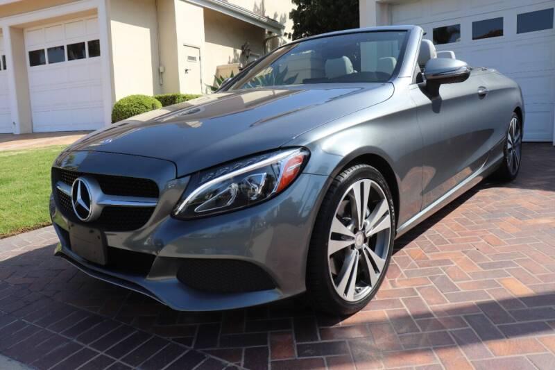 2017 Mercedes-Benz C-Class for sale at Newport Motor Cars llc in Costa Mesa CA