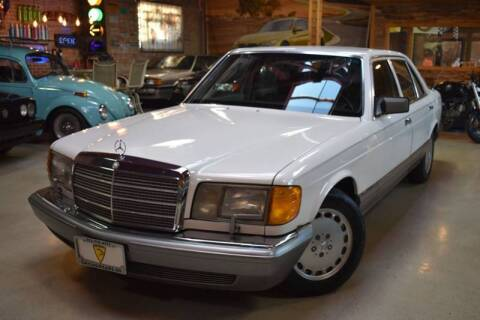 1990 Mercedes-Benz 350-Class for sale at Chicago Cars US in Summit IL