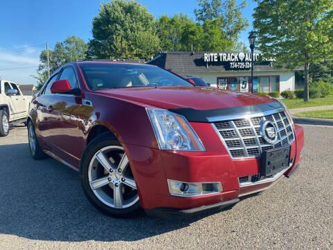 2013 Cadillac CTS for sale at Rite Track Auto Sales in Canton MI