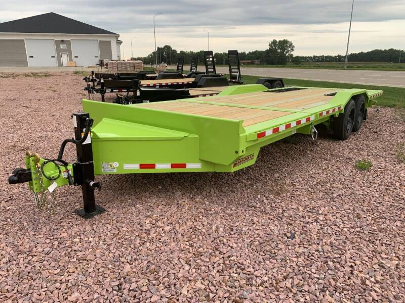 2022 Midsota TBWB-24 Split Tilt #0383 for sale at Prairie Wind Trailers, LLC in Harrisburg SD
