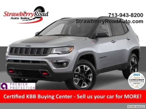 2019 Jeep Compass for sale at Strawberry Road Auto Sales in Pasadena TX