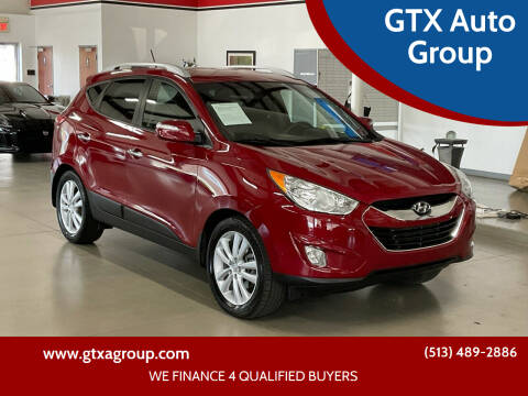 2012 Hyundai Tucson for sale at UNCARRO in West Chester OH