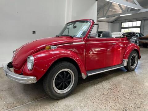 1974 Volkswagen Beetle Convertible for sale at Milpas Motors Auto Gallery in Ventura CA