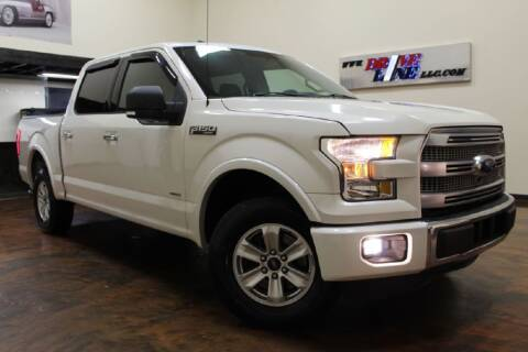 2015 Ford F-150 for sale at Driveline LLC in Jacksonville FL