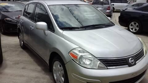 2012 Nissan Versa for sale at Express AutoPlex in Brownsville TX