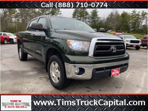 2010 Toyota Tundra for sale at TTC AUTO OUTLET/TIM'S TRUCK CAPITAL & AUTO SALES INC ANNEX in Epsom NH