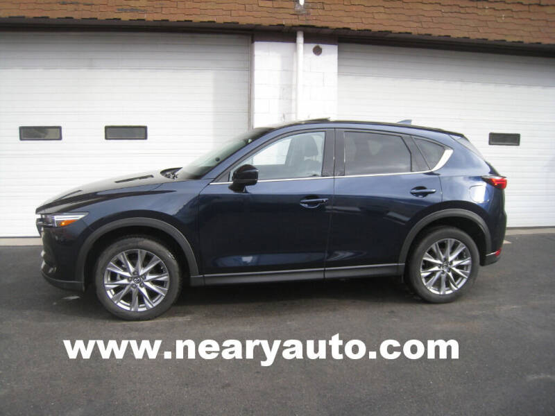 2020 Mazda CX-5 for sale at Neary's Auto Sales & Svc Inc in Scranton PA