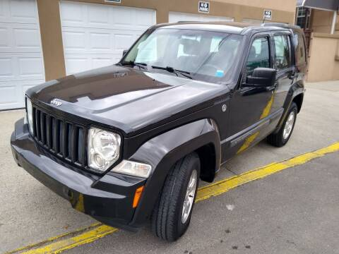 2012 Jeep Liberty for sale at Blackbull Auto Sales in Ozone Park NY
