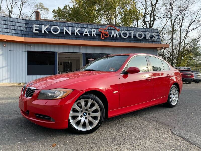 2006 BMW 3 Series for sale at Ekonkar Motors in Scotch Plains NJ