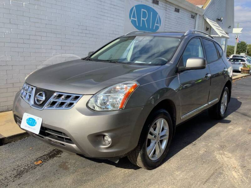 2013 Nissan Rogue for sale at ARIA AUTO SALES INC.COM in Raleigh NC