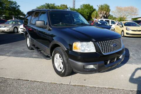 2006 Ford Expedition for sale at J Linn Motors in Clearwater FL