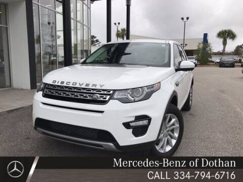 2016 Land Rover Discovery Sport for sale at Mike Schmitz Automotive Group in Dothan AL