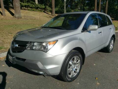 2007 Acura MDX for sale at All Star Automotive in Tacoma WA