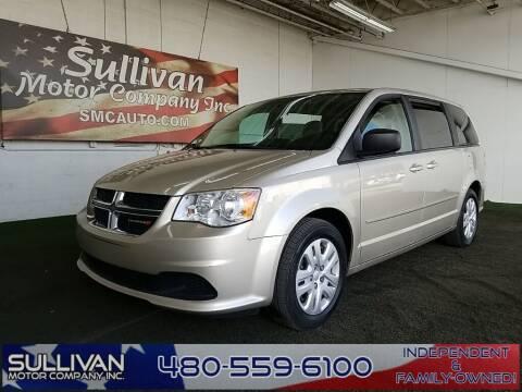 2014 Dodge Grand Caravan for sale at SULLIVAN MOTOR COMPANY INC. in Mesa AZ