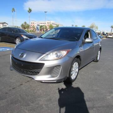 2012 Mazda MAZDA3 for sale at Charlie Cheap Car in Las Vegas NV