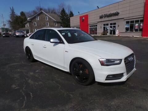 2013 Audi S4 for sale at Jeff D'Ambrosio Auto Group in Downingtown PA