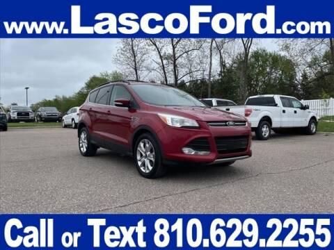 2013 Ford Escape for sale at LASCO FORD in Fenton MI