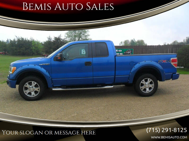 2010 Ford F-150 for sale at Bemis Auto Sales in Crivitz WI