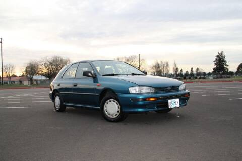 1993 Subaru Impreza for sale at Accolade Auto in Hillsboro OR