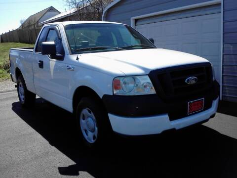2005 Ford F-150 for sale at Marty's Auto Sales in Lenoir City TN