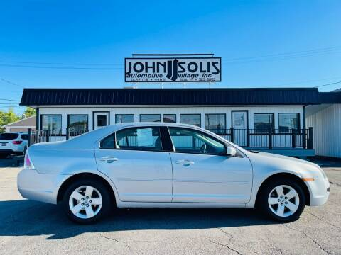 2006 Ford Fusion for sale at John Solis Automotive Village in Idaho Falls ID