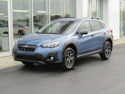 2021 Subaru Crosstrek for sale at Brunswick Auto Mart in Brunswick OH