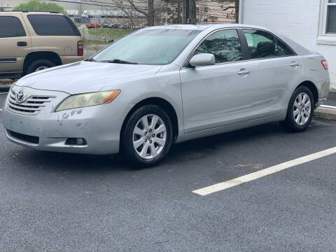 2007 Toyota Camry for sale at XCELERATION AUTO SALES in Chester VA