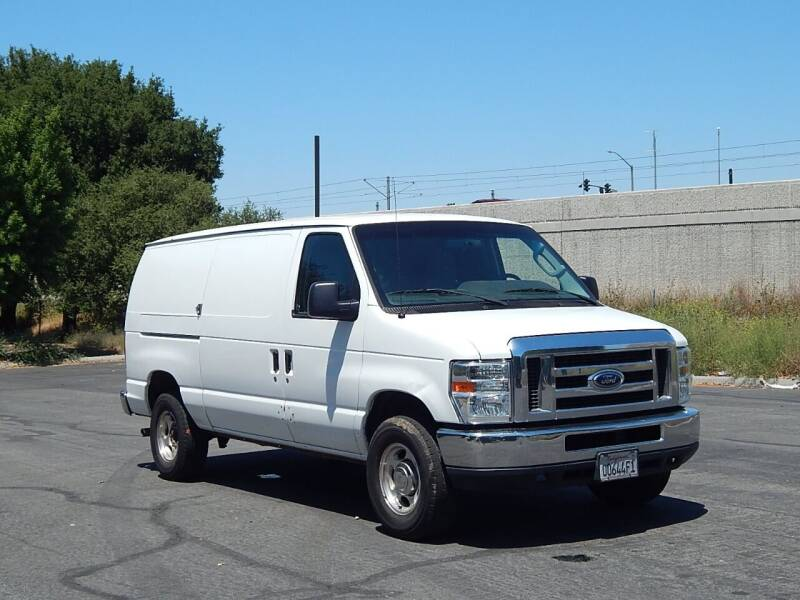 2011 Ford E-Series Cargo for sale at Crow`s Auto Sales in San Jose CA