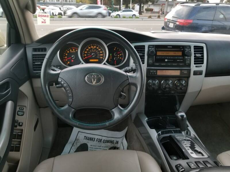 2006 Toyota 4Runner Limited 4dr SUV 4WD w/4.0L V6 - Hayward CA