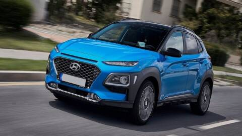 2021 Hyundai Kona for sale at Diamante Leasing in Brooklyn NY