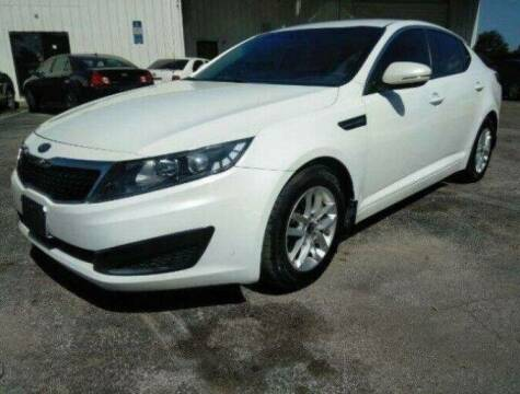 2011 Kia Optima for sale at JacksonvilleMotorMall.com in Jacksonville FL