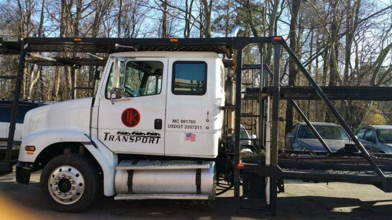 1996 Freightliner FL112 for sale at T.K. AUTO SALES LLC in Salisbury NC