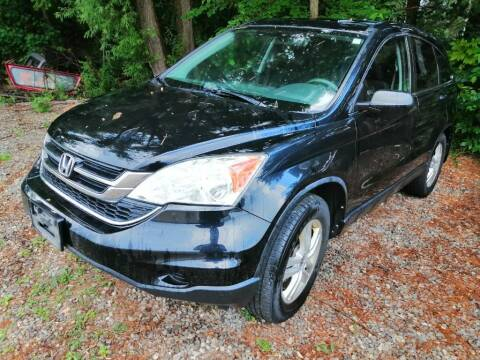 2011 Honda CR-V for sale at KRIS RADIO QUALITY KARS INC in Mansfield OH
