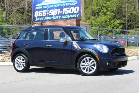 2012 MINI Cooper Countryman for sale at Skyline Motors in Louisville TN
