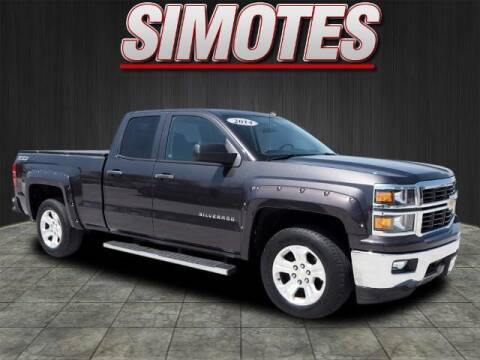 2014 Chevrolet Silverado 1500 for sale at SIMOTES MOTORS in Minooka IL
